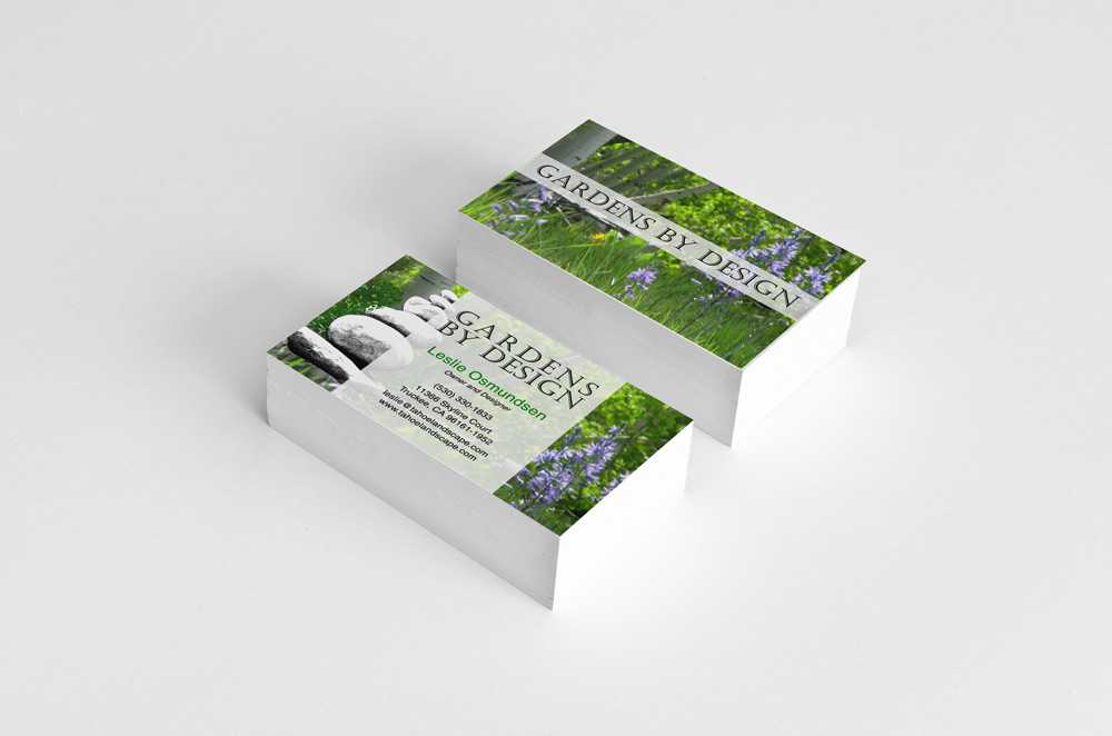 Exelent gardening business cards image collection business card royalty free vector download business cards design garden design reheart Gallery