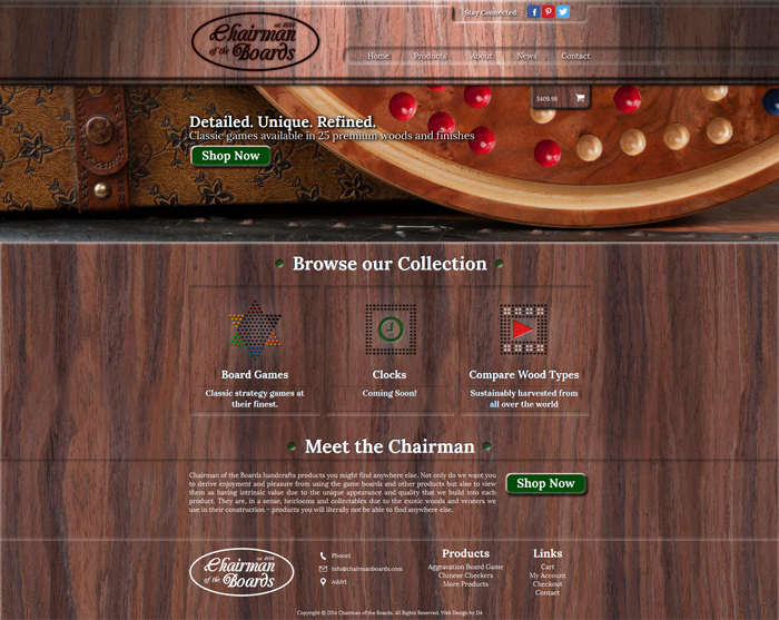 Chairman_of_the_Boards_Homepage_Screenshot